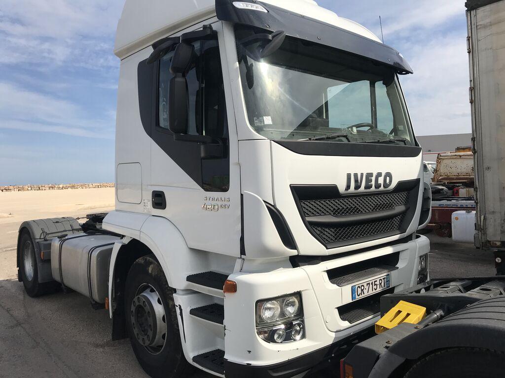IVECO AT440S42T/P vilcējs