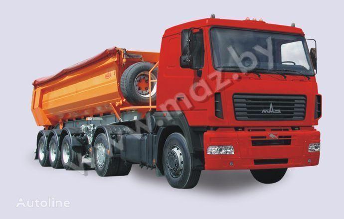 jauns MAZ 5440 A5 vilcējs
