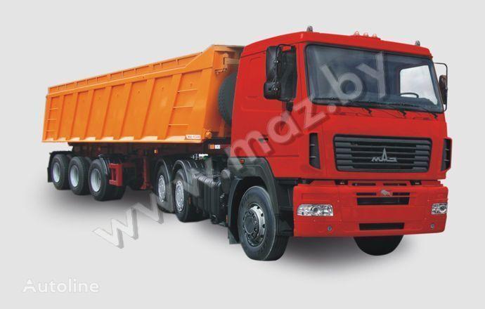 jauns MAZ 6430 A8 vilcējs