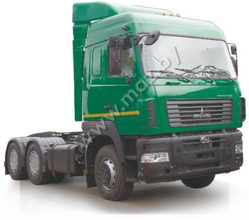 jauns MAZ 643019-1420-020 (-021) vilcējs